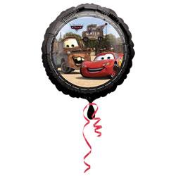 Ballon Hélium Cars
