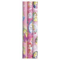 Papier Cadeau Disney Princesses