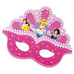 Masques Loup Princesse