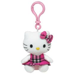 Porte-Clés Hello-Kitty