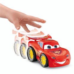 Shake and Go Cars 2 Mc Queen