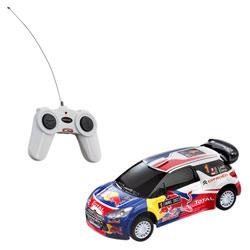 Citroen DS3 WRC radiocommandée 1/24ème
