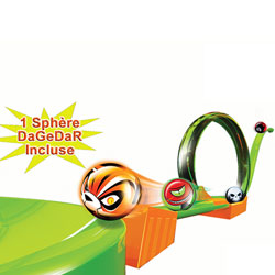 Dagedar - Circuit Stunt Jump + 1 Sphère