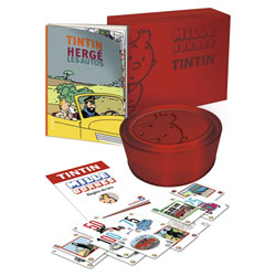 1000 Bornes Tintin Collector