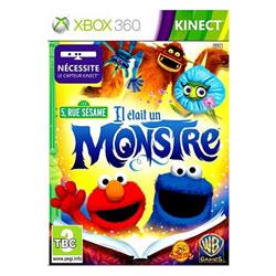 Jeu 5 Rue Sésame X360 Kinect