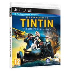 Jeu PS3 Tintin et le secret de la licorne
