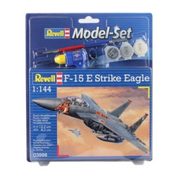 Maquette avion F-15 E Strike Eagle