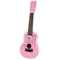 Guitare jouet Barbapapa