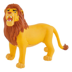 Disney-Le-Roi-Lion-Figurine Simba Adulte