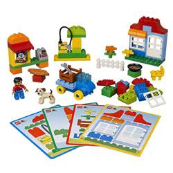 4631-Apprendre à construire avec Lego Duplo