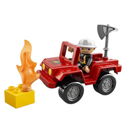 6169-Le Chef Des Pompiers