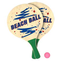 Raquettes de plage