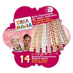 Coffret Fleur Stickers