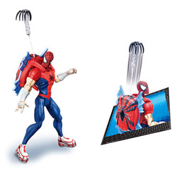 Figurine Spiderman 4 - Grappling Hook