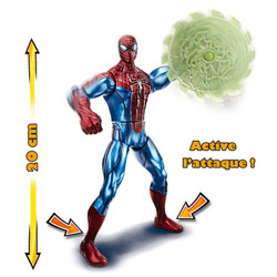 Figurine de Combat Spiderman