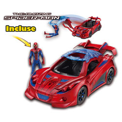 Spiderman Movie véhicule de combat