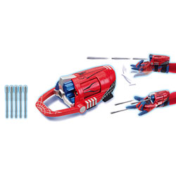 Lance Missiles ultra-rapide Spiderman