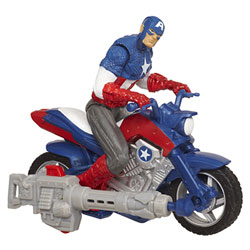 Super Charger Avengers - Captain America