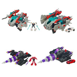 Prime Cyberverse Véhicule Transformers