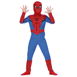 Costume Spiderman 5-7 ans