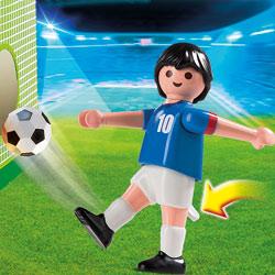 4733-Joueur équipe France A Playmobil