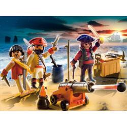 5136-Equipage de pirates avec armes