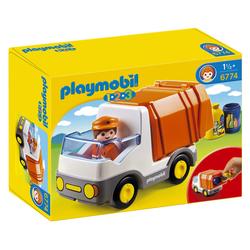 6774 - Camion poubelle - Playmobil 1.2.3