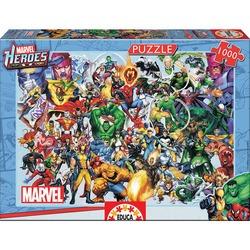 Puzzle Les héros Marvel - 1000 pièces