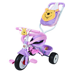 Tricycle Be-Fun Confort Winnie