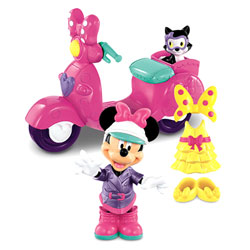 Le Scooter De Minnie