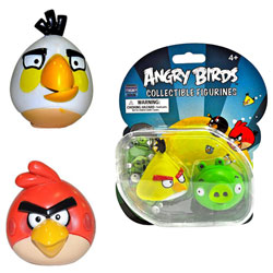 Angry Birds - Pack 2 figurines Assortiment