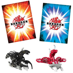 Bakugan Série 4 - Bakusolo