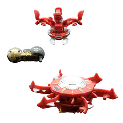 BAKUGAN Série 4 - TRIPLE THREAT
