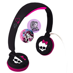 Casque Monster High