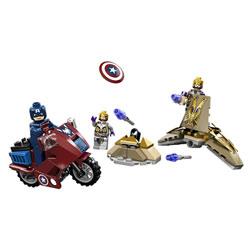 6865-La vengeance de Captain America