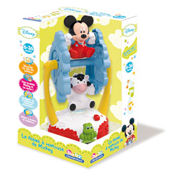 Ferme à Ventouse Mickey