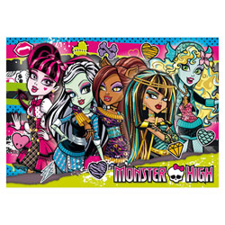 Puzzle Monster-High 500 Pièces