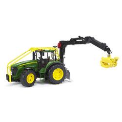 Tracteur John Deere Forestier