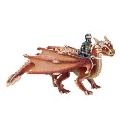 Jeune cavalier de dragon