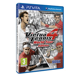 Jeu PS Vita Virtua Tennis 4