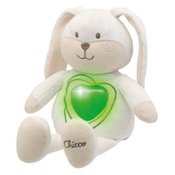 Peluche lapin tendre amour
