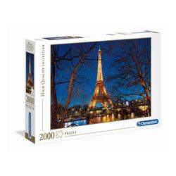 Puzzle 2000 Pièces Assortiment
