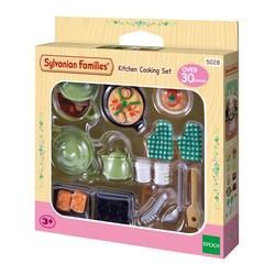 Sylvanian Families - 5028- Le Set Ustensiles de Cuisine