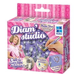 Diam' Studio Music Star