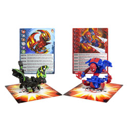 Bakugan - Pack Marvel vs Bakugan