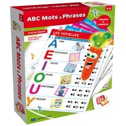 Maxi fiches ABC mots et phrases