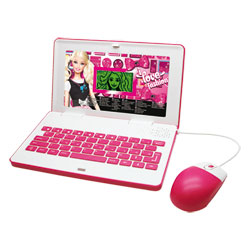 Ordinateur Barbie b-glam
