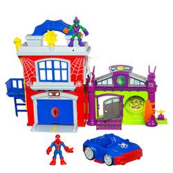 Spiderman Quartier Général