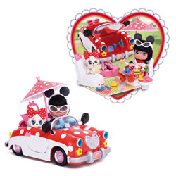 I Love Minnie Le Cabriolet