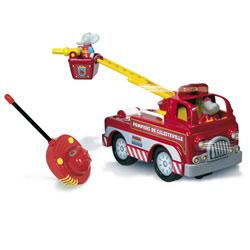 Super camion de pompiers radio-commandé Babar